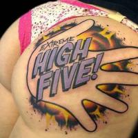 High Five's Avatar